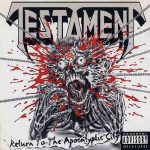 1993 - Testament - Return to the Apocalyptic City