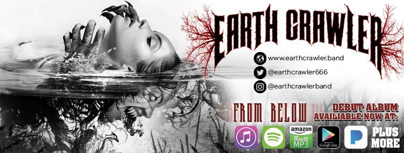 Earth Crawler From Below Release